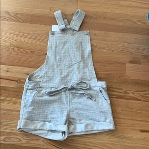Overalls cute for coverup